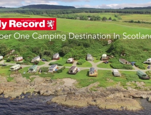 PORT BAN VOTED NO1 CAMPSITE IN SCOTLAND